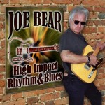 Joe Bear CD Cover
