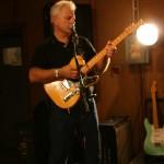Joe Bear on stage