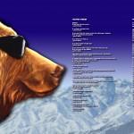 Joe Bear CD Cover/Lyrics